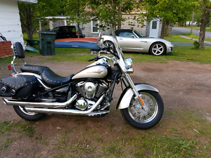 MINT 2012 900 Kawasaki Vulcan Classic It