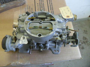 1964 GTO carb Carter AFB # 3649