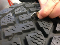 winter tire great condition on rims
