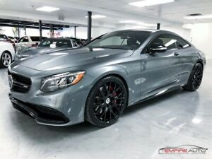 Mercedes-Benz Classe-S COUPE AMG S63 4MATIC 2016