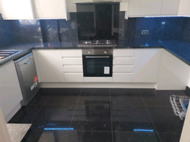 Kitchens supplied and fitted from £1200