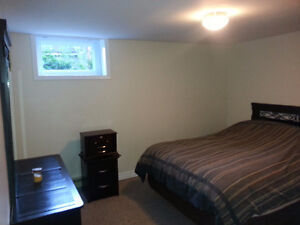 3 BR. 2 blocks from UWO!  All Inclusive! Sept 1.