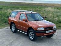 1996 Vauxhall Frontera 2.0I SPORT S APACHE Estate Petrol Manual