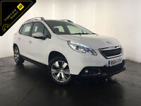 2014 PEUGEOT 2008 ACTIVE HDI DIESEL 1 OWNER SERVICE HISTORY FINANCE PX