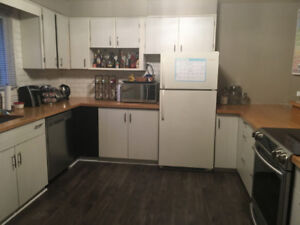 Room & Separate Living Space for Rent