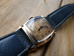 Vintage 1940s Bulova Mechanical Watch London Ontario image 4