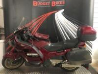 2002 02 HONDA ST1100 PAN EUROPEAN 1084CC ST 1100 AN