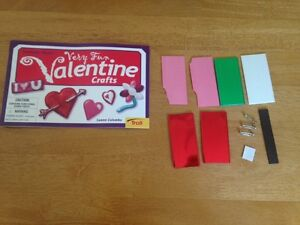 For Sale: Fantastic Plastic Very Fun Valentine Crafts