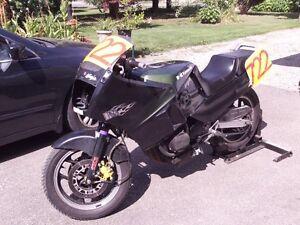 VRRA race/ track bike