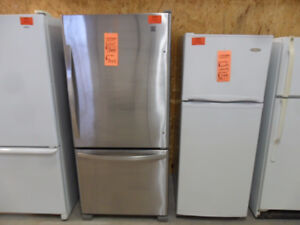 Reconditioned Refrigerators with 6 month warranty
