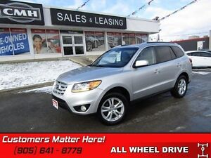 2011 Hyundai Santa Fe GL Premium   SUNROOF, NAVIGATION, BLUETOOT