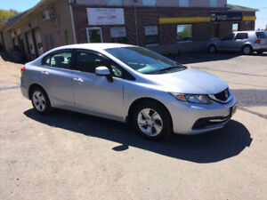 Weekend special 2013 Honda civic taxes included new mvi