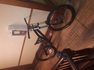 Norco Team DH (New parts)
