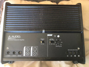 High end stereo for 1/2 ton truck or car