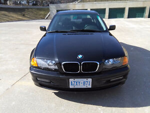 2001 BMW 325xi E46 with 5 speed manual