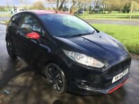 Ford Fiesta Zetec 1.0 80PS Start/Stop Good / Bad Credit Car Finance (black) 2014