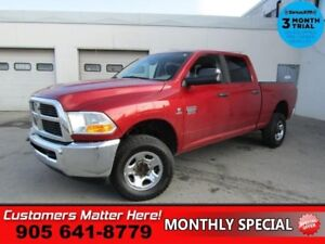 2010 Dodge Ram 2500 SLT  CUMMINS DIESEL 6.7L 4X4 CREWCAB POWER-G