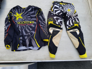 Thor motocross Jersey and pants. XL.
