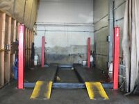Équipement de garage: Antirouille, lave-auto