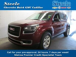 2016 GMC ACADIA SLE 2 AWD Captain's Chairs & Alloys