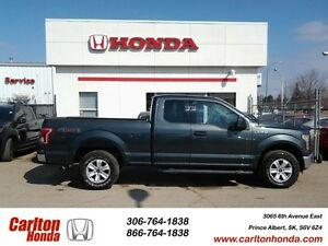 2015 Ford F150 Super Cab 4X4 XLT