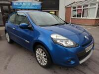 2009 Renault Clio Dynamique Dci | Diesel | 3 Door | Manual | £30 Tax