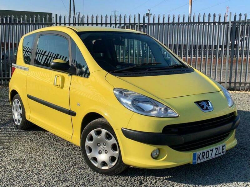 2007 Peugeot 1007 1.4 DOLCE 8V 3d 73 BHP - FREE DELIVERY* Hatchback Petrol Manua