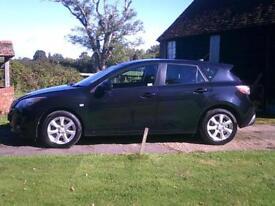 2010 Mazda 3 1.6D Sat Nav TS2