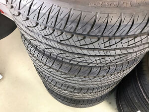 NEW tires 275/55R20 from 2017 Toyota Tundra