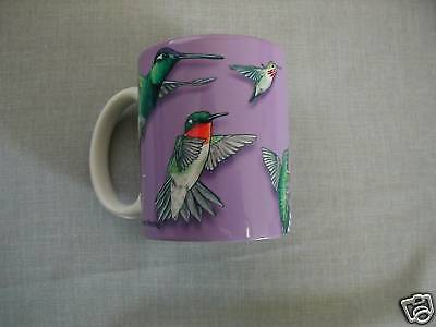 Hummingbirds of North America 11 OZ Ceramic Coffee Mug