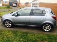 PERFECT first car immaculate condition 1.2 Vauxhall Corsa 59 Reg