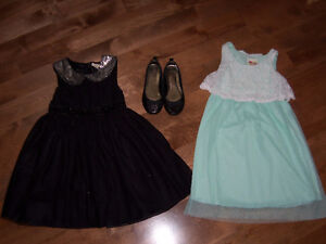 SUPERBES ROBES TAILLE 6 ANS