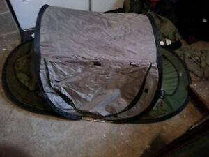 Large Dog North Face Dog Tent