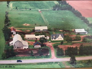 (SOLD) Hobby Farm with Acreage 10 mins from Charlottetown