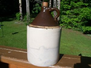 Great Collection of Vintage Stoneware Jugs