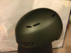 Giro soft shell Snowboard/ski helmet