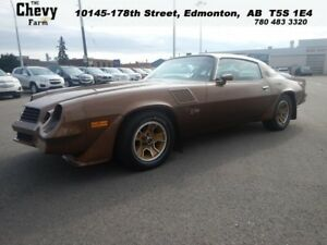 1979 Chevrolet CAMARO Z28   EXTREMELY LOW MILEAGE | EXCELLENT CO