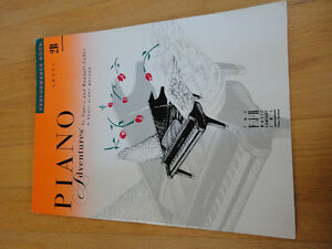 ACCELERATED PIANO ADVENTURES, PIANO PERFORMANCE BOOK, LEVEL 2B London Ontario image 1