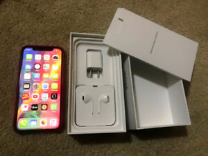 Like New iPhone X - 64GB - 10/10 Condition - Includes Warranty
