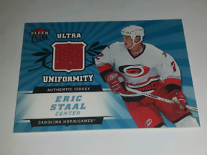 Eric Staal 2006-07 NHL Fleer Ultra