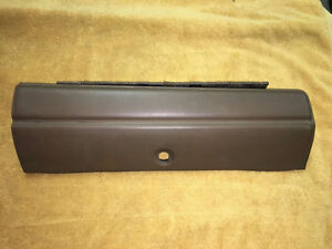 Wanted 1969 Dodge Charger Glove Box Door