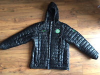 Official Celtic Waterproof Jacket - Large