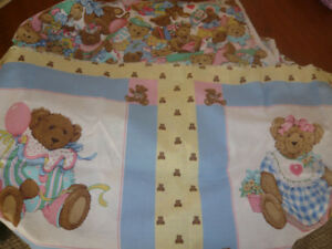 Quilting Fabric and Panels