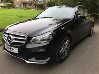 Mercedes-Benz E250 2.1CDI ( 204bhp ) 7G-Tronic Plus 2015MY AMG Line
