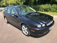 2009 Jaguar X-Type 2.2 D DPF SE Estate 5dr Diesel Automatic (184 g/km, 143