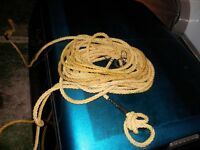 "100' of 1"" Poly Rope"