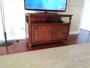 Bombay TV stand, entertainment center.