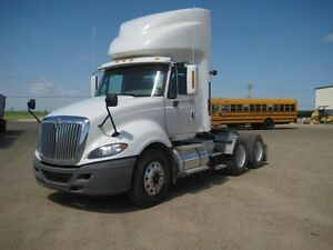 2009 International ProStar, Used Day Cab Tractor