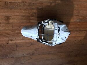 Complete goalie pad set
