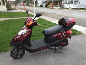 E-Bike for sale one year old